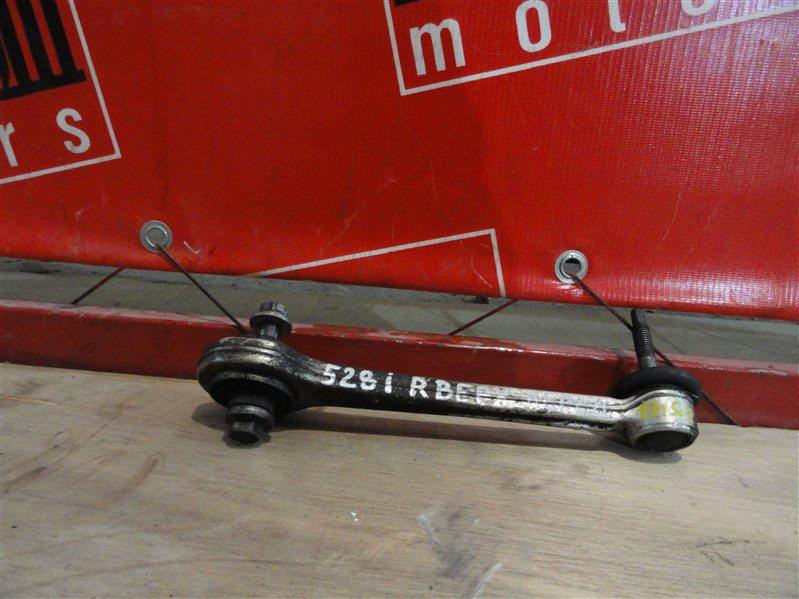Рычаг подвески Bmw 528 E39 M52 B28 1999 задний правый верхний