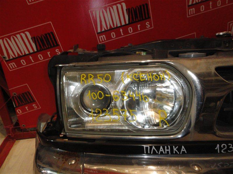 Фара Nissan Terrano RR50 QD32ET 1995 передняя правая 100-63446