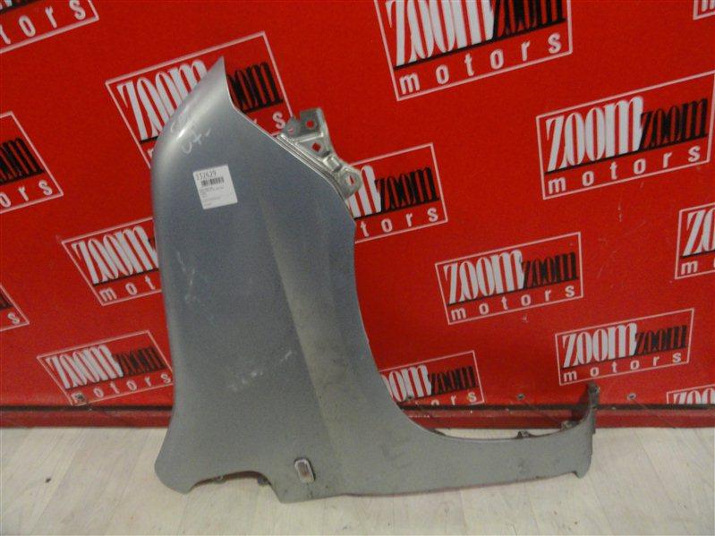Крыло Honda Mobilio GB1 2004 переднее правое голубой