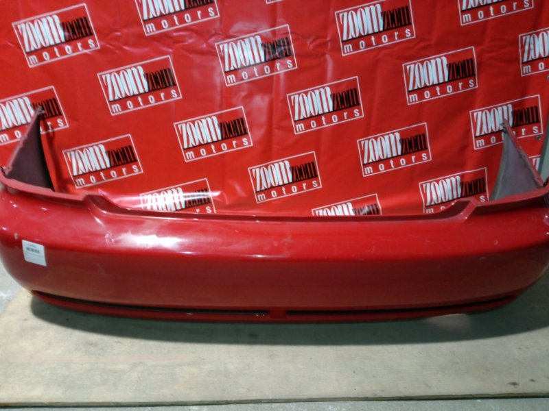 Бампер Toyota Altezza Gita GXE10 1G-FE 2001 задний красный