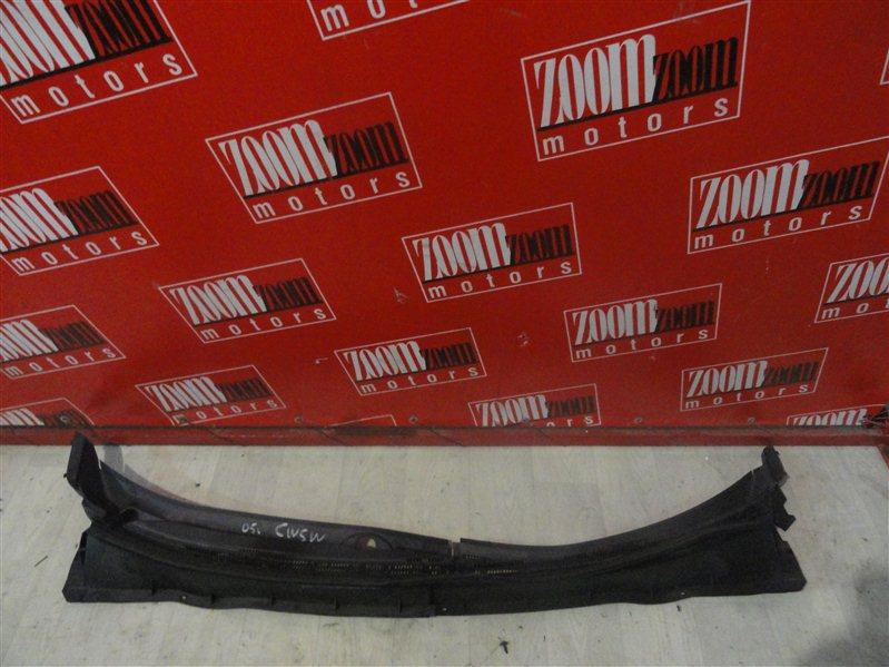 Решетка под лобовое стекло Mitsubishi Outlander Xl CW5W 4B12 2005