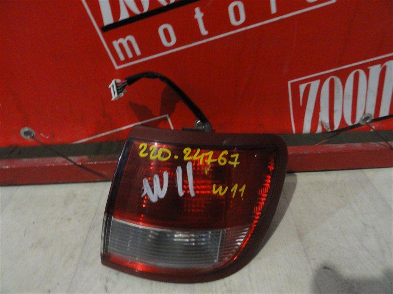 Фонарь (стоп-сигнал) Nissan Expert W11 задний правый 220-247670
