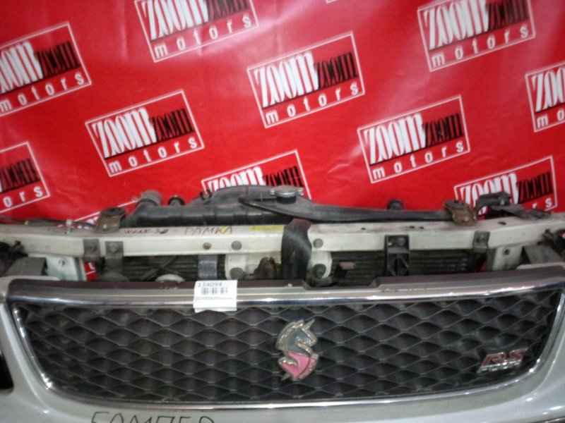 Решетка радиатора Nissan Stagea WGNC34 RB25DET 1996