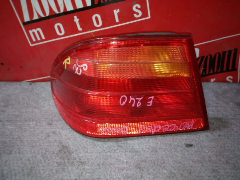 Фонарь (стоп-сигнал) Mercedes E240 W210 112.911 1995 задний левый