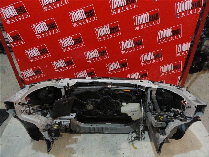 Рамка радиатора Mitsubishi Outlander Xl CW5W 4B12 2005 передняя белый