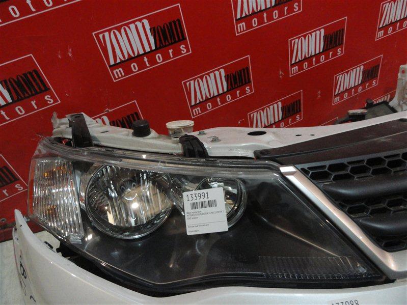 Фара Mitsubishi Outlander Xl CW5W 4B12 2005 передняя правая 5585