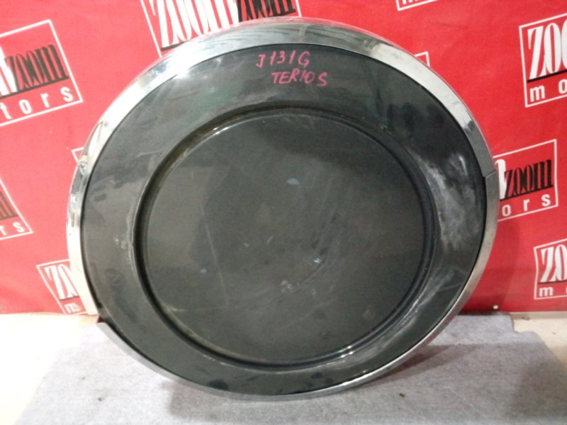 Кожух запасного колеса Daihatsu Terios Kid J131G 1998 задний хром