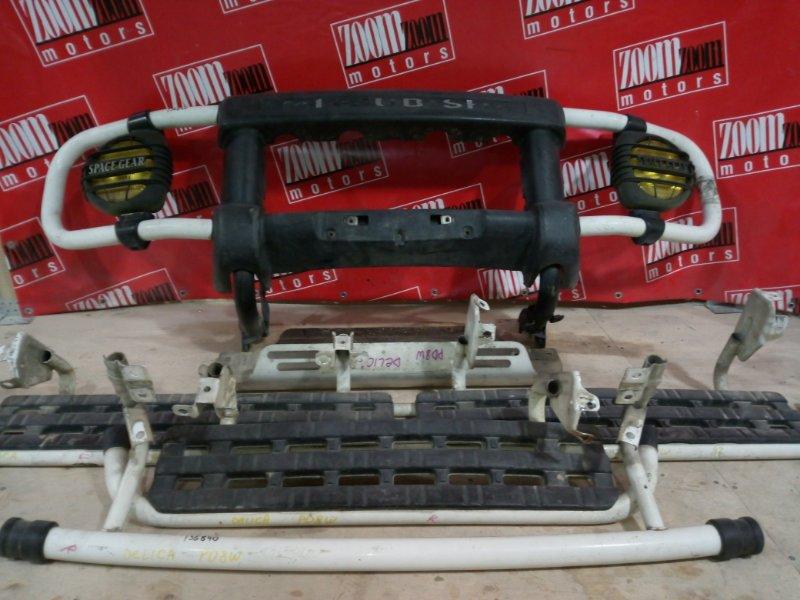 Кенгурятник (защита бампера) Mitsubishi Delica PD8W 4M40 1997
