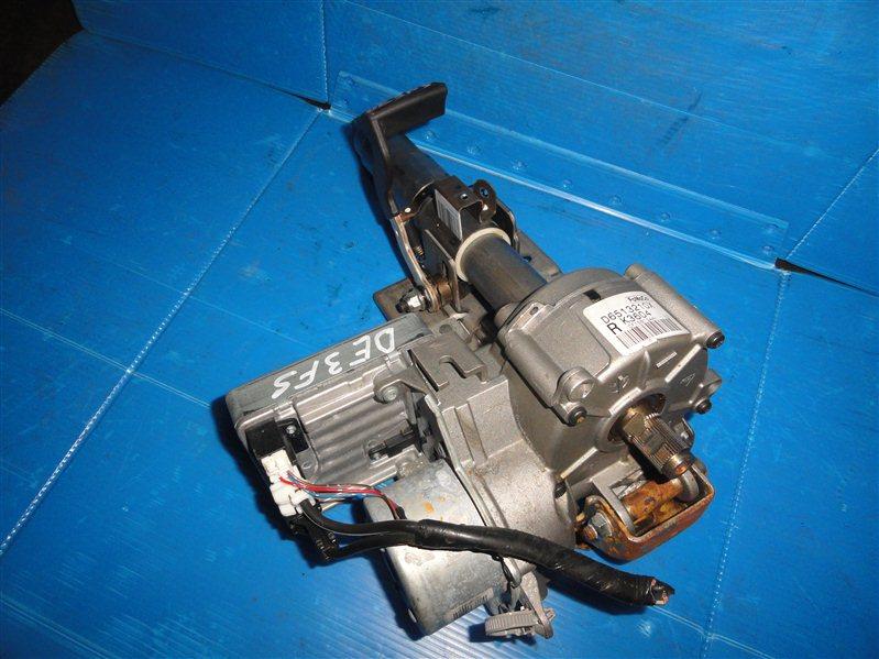 Колонка рулевая Mazda Demio DE3FS ZJ-VE 2008 передняя