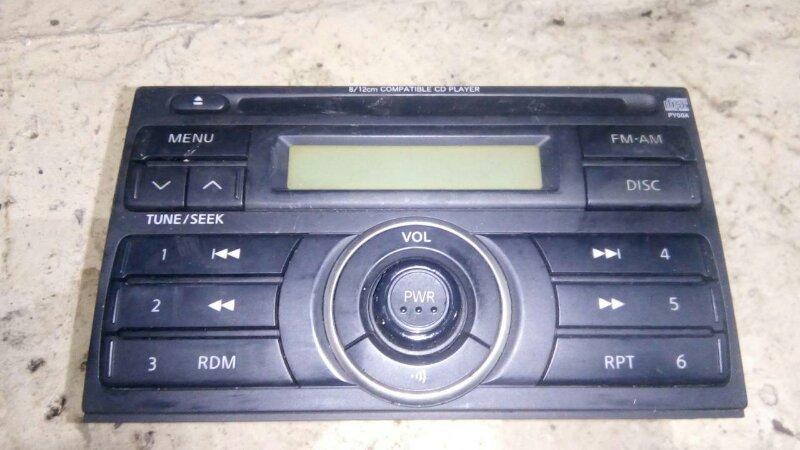 Магнитола Nissan Tiida NC11 2004