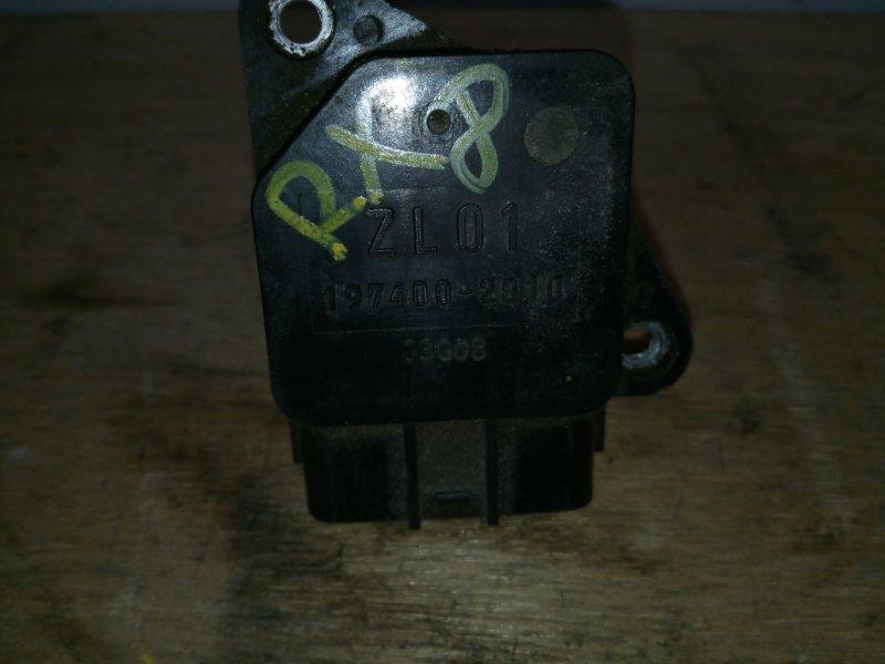 Расходомер (датчик расхода воздуха) Mazda Rx8 SE3P 13B-MSP 2003