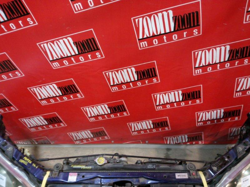 Рамка радиатора Honda Avancier TA1 F23A 1999 передняя синий