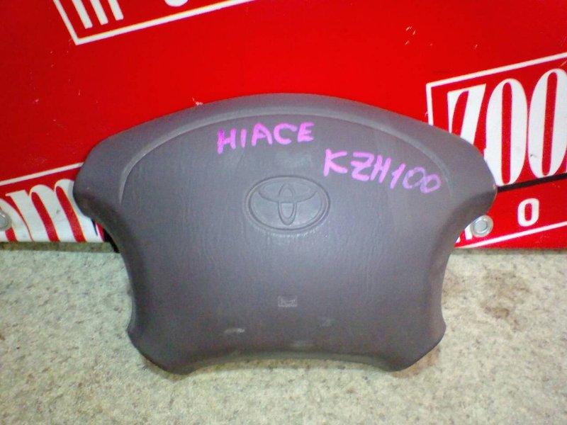 Аирбаг Toyota Hiace KZH100 1KZ-TE 1996 передний серый