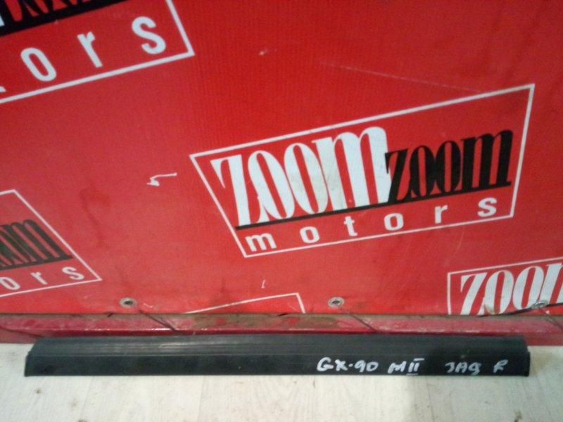 Молдинг Toyota Mark Ii GX90 задний правый нижний