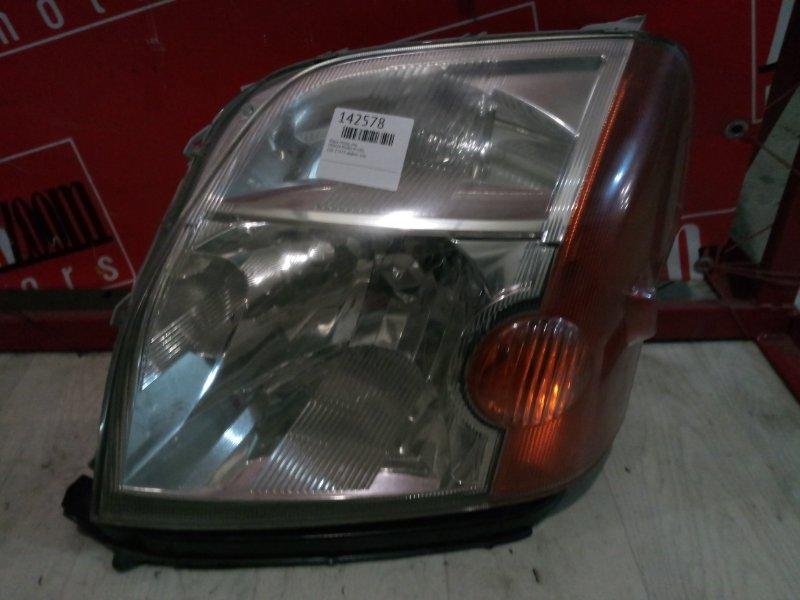 Фара Honda Mobilio GB1 2001 передняя левая 100-22433