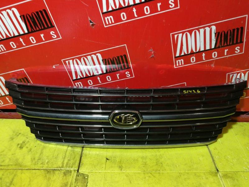 Решетка радиатора Toyota Grand Hiace VCH10 1997 передняя хром