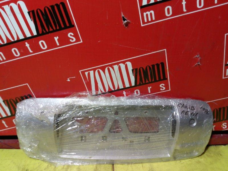 Накладка двери Toyota Sprinter Carib AE111 4A-FE 1995 задняя