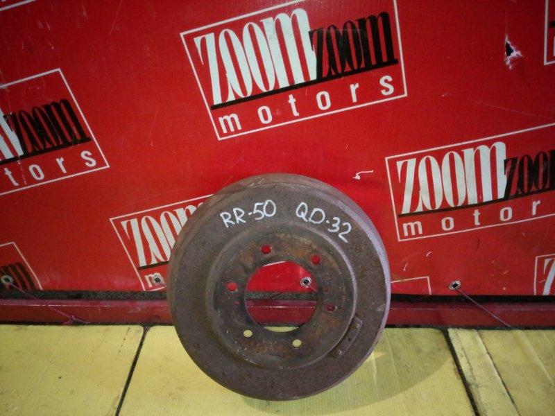 Барабан тормозной Nissan Terrano RR50 QD32ET 1995 задний