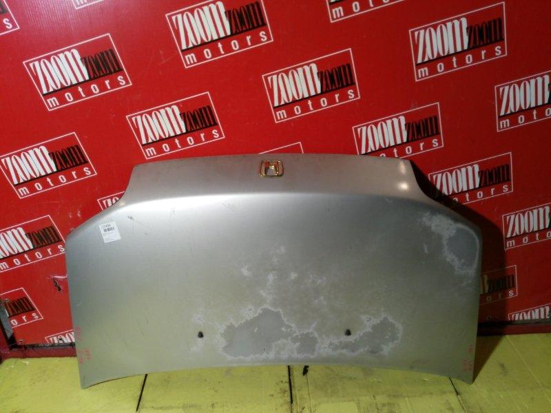 Капот Honda S-Mx RH1 B20B 1997 передний серебро