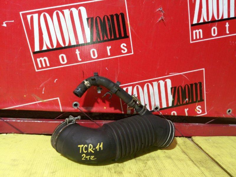Гофра Toyota Estima Lucida TCR11 2TZ-FE 1993 передняя