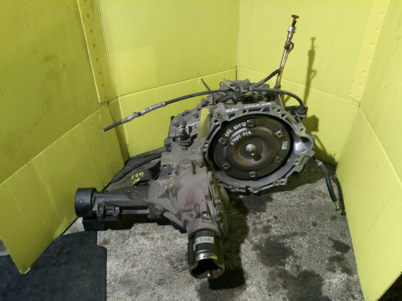 Акпп Toyota Will Cypha NCP75 1NZ-FE U340F-01A