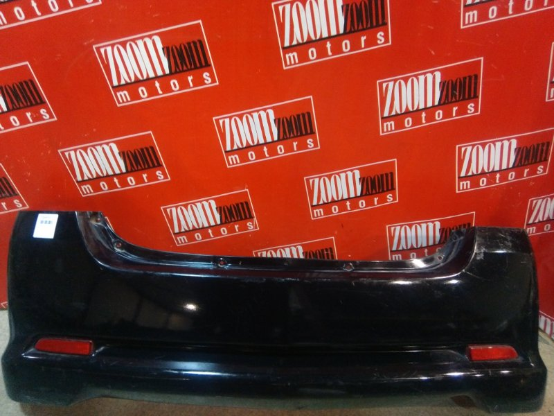 Бампер Daihatsu Yrv M201G K3-VE 2000 задний черный