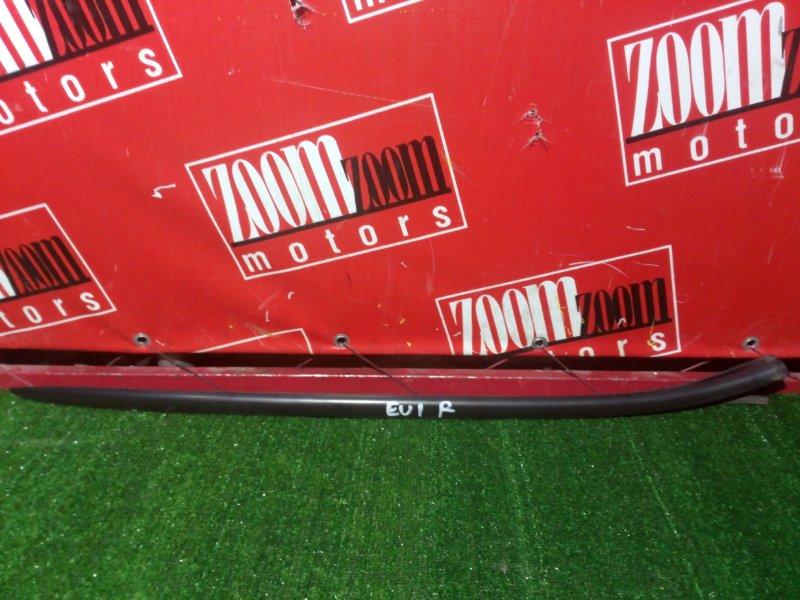 Молдинг лобового стекла Honda Civic EU1 D15B 2000 передний правый