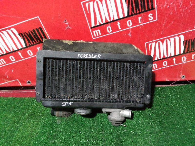 Радиатор интеркулера Subaru Forester SF5 1998