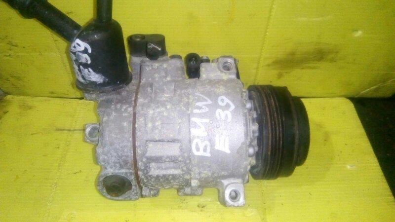 Компрессор кондиционера Bmw 525 E39 M52 B25 1995