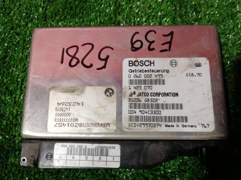 Компьютер (блок управления) Bmw 525I E39 M52 B25 1999 5WK90015 7519308