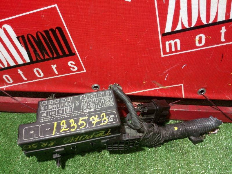 Блок реле и предохранителей Nissan Terrano RR50 QD32ET 1995