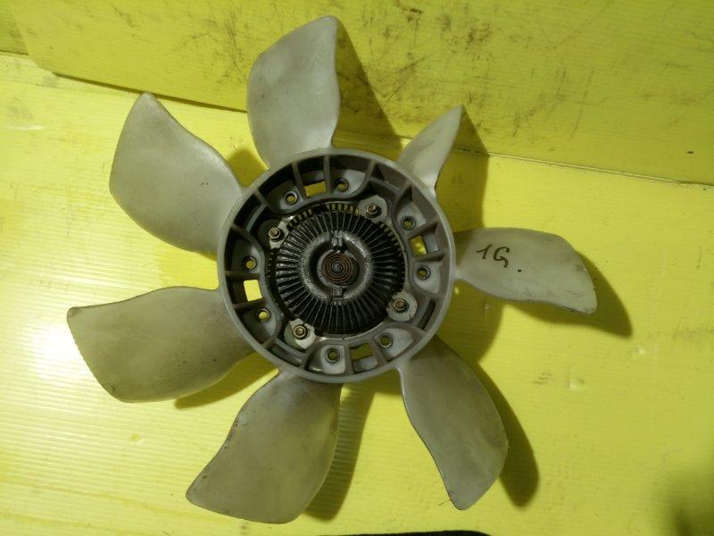 Вентилятор радиатора двигателя Toyota 1G-FE