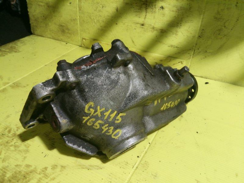 Редуктор акпп Toyota Mark Ii GX115 1G-FE 2001 передний