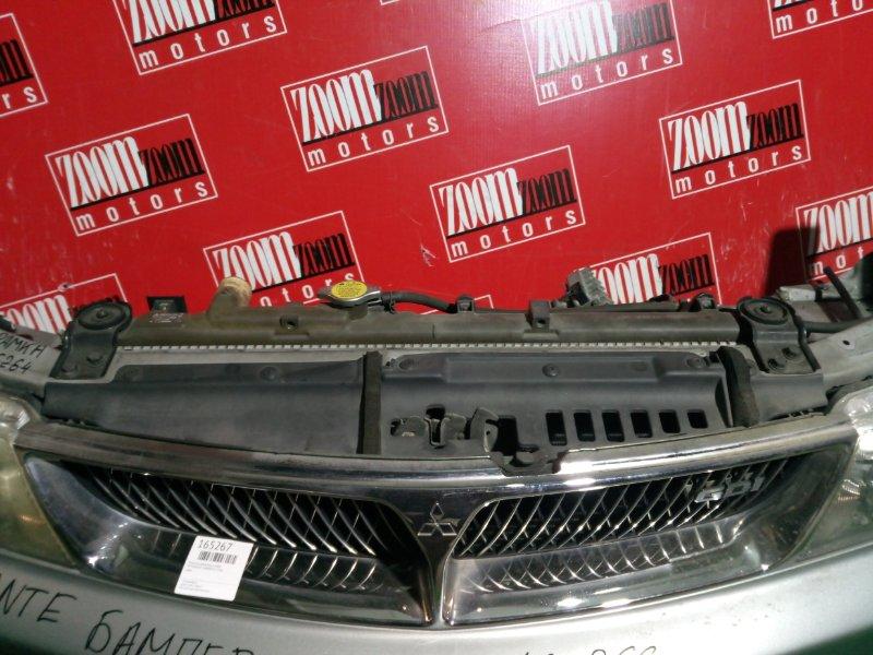 Решетка радиатора Mitsubishi Diamante F36A передняя