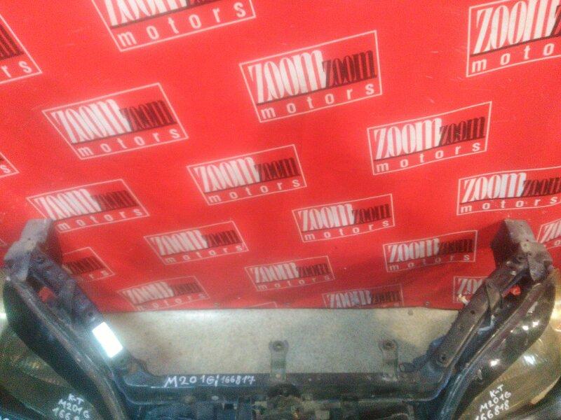 Рамка радиатора Daihatsu Yrv M201G K3-VE 2000 черный