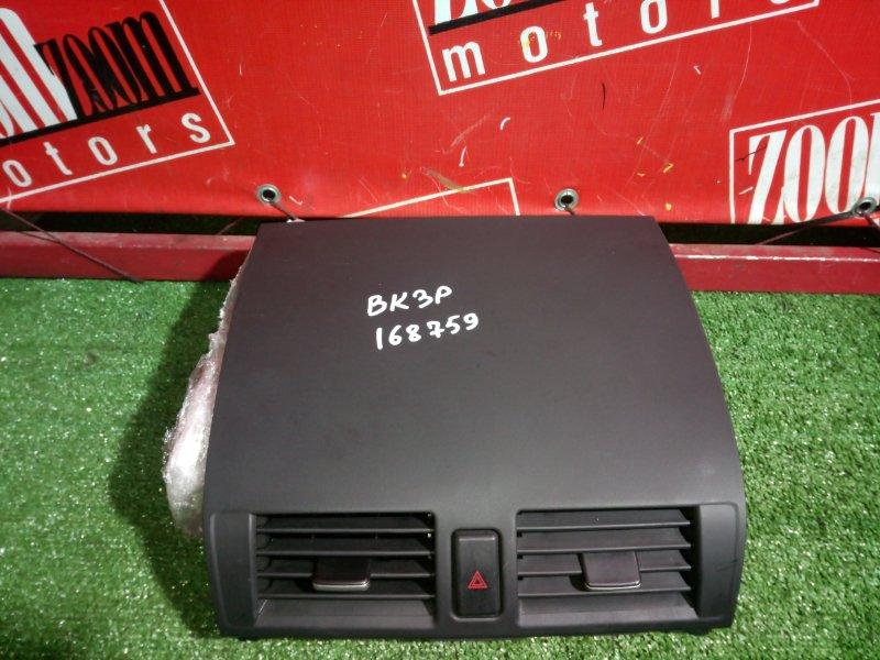 Консоль панели приборов Mazda Axela BK3P L3-VDT 2005
