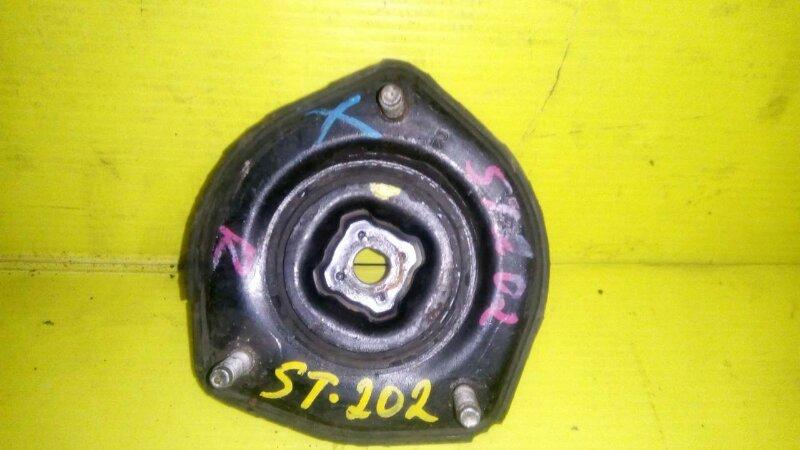 Опора стойки Toyota Corona Exiv ST200 4S-FE 1993 задняя