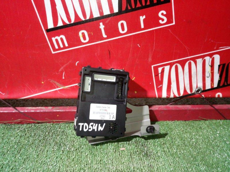 Блоки управления Suzuki Escudo TD54W J20A 2006 передние