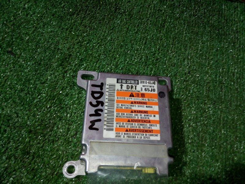 Блок abs (модулятор abs) Suzuki Escudo TD54W J20A 2006 передний