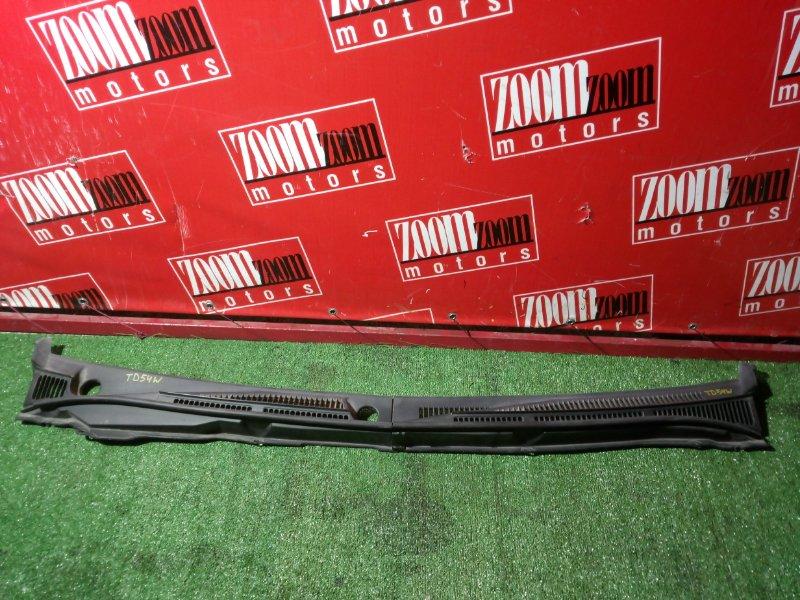 Решетка под лобовое стекло Suzuki Escudo TD54W J20A 2006 передняя