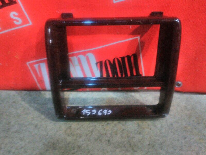 Рамка (консоль магнитофона) Nissan Prairie Joy PNM11 SR20DE 1995