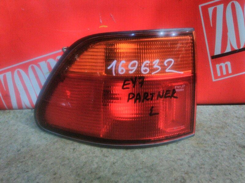 Фонарь (стоп-сигнал) Honda Partner EY7 D15B 1996 задний правый 043-2204