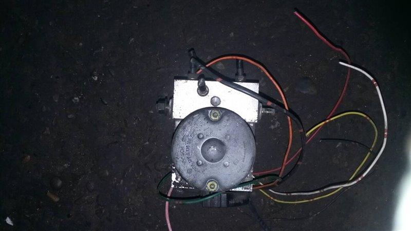 Блок abs (модулятор abs) Nissan Terrano RR50 QD32ET 1995