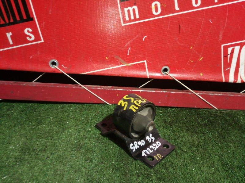 Подушка кпп Toyota Town Ace Noah SR40 3S-FE передняя левая