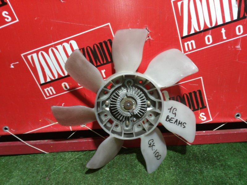 Вискомуфта вентилятора радиатора Toyota Mark Ii GX100 1G-FE 1998