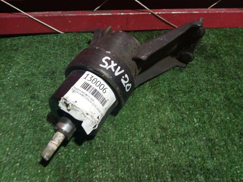 Подушка двигателя Toyota Camry Gracia SXV20 5S-FE 1996 задняя