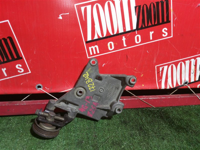 Площадка под компрессор кондиционера Mitsubishi Colt Z25A 4G19 2002