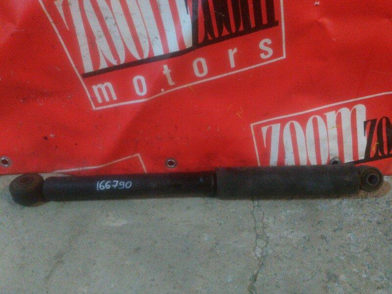 Амортизатор Daihatsu Yrv M201G K3-VE 2000 задний