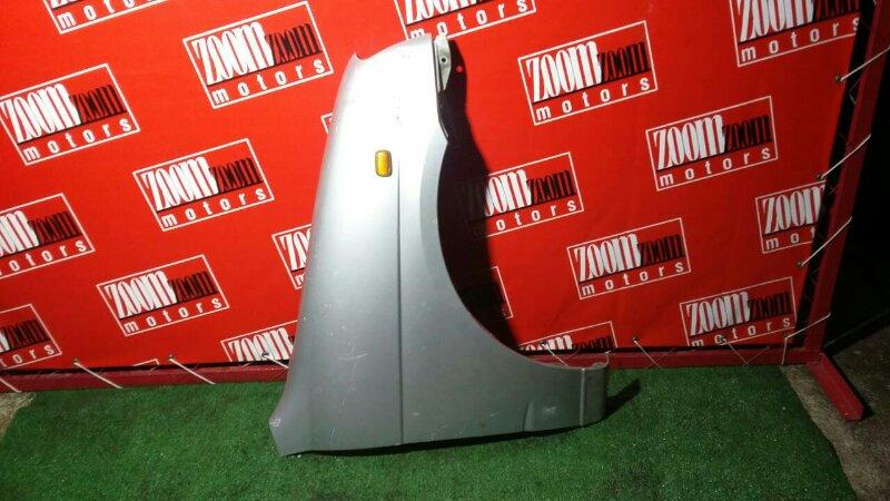 Крыло Daihatsu Terios Kid J111G 2005 переднее правое серебро