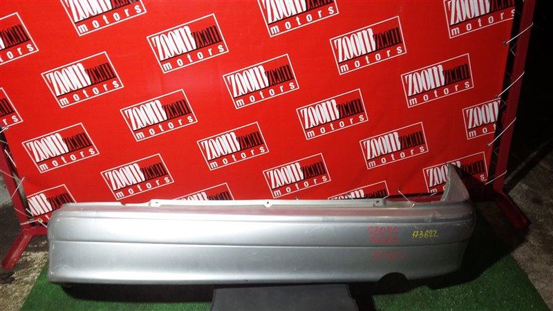 Бампер Daihatsu Pyzar G301G задний серебро